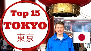 Download Japan Travel Guide: Tokyo Top 15 Things to Do, See, and Eat Video