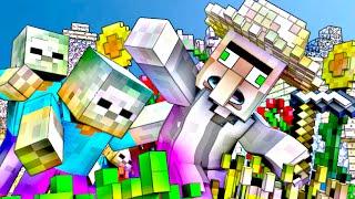 Download Annoying Villagers 13 - Original Minecraft Animation by MrFudgeMonkeyz Video