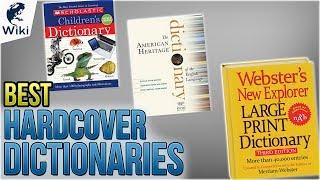 Download 10 Best Hardcover Dictionaries 2018 Video