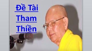 Download Chỗ Tột đỉnh của giáo lý Phật. Như Huyễn Thiền Sư. (Hay vô cùng) Video