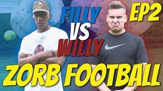 Download Filly VS Willy: ZORB FOOTBALL! S1 EPISODE 2 Video