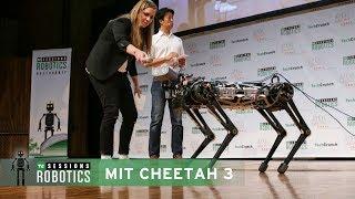 Download Demo with Sangbae Kim (MIT Biomimetic Robotics Laboratory) Video