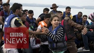 Download Migration to Europe - why now? BBC News Video