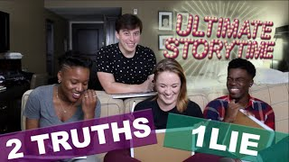 Download 2 Truths 1 lie (feat. Ultimate Storytime Cast) + GIVEAWAY!| Thomas Sanders Video