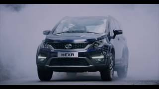 Download Tata Hexa Manali/Himalayan drone footage (00:54) edit Video