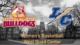 Download Brooklyn College Women's Basketball : BC VS Lehman Video