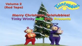 Download Merry Christmas, Teletubbies! - Volume 2: Tinky Winky and Po's Presents (1999 US VHS) Video
