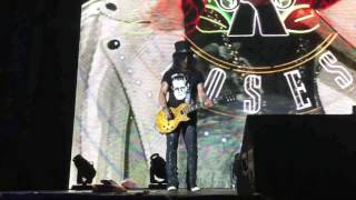 Download Axl scares Slash at Adelaide Video