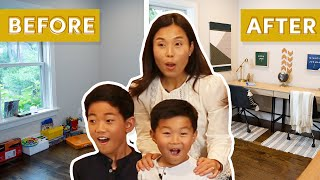 Download I Gave This Family's Playroom An Extreme Makeover Video