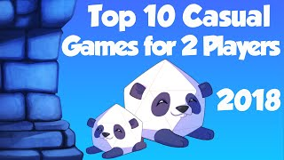 Download Top 10 Casual Games for 2 Players Video