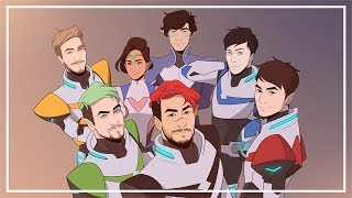 Download Voltron Youtubers AU [animation] Video