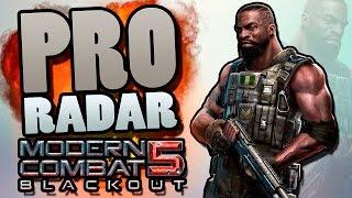 Download ''PRO RADAR'' Como Mejorar en Modern Combat 5: Blackout MC5 Video