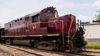 Download Arkansas and Missouri Railroad Excursion Train Video