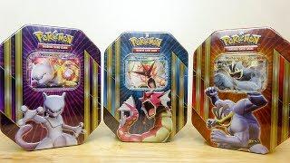 Download Derium Opens His Favorite Pokemon Tins Video