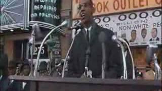 Download Denzel Washington Malcolm X Movie Speech Video