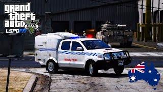 GTA 5 - LSPDFR Australia - Emergency 000 - Saving Souls In
