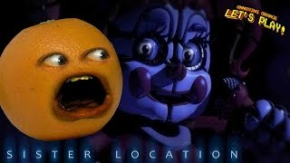 Download Annoying Orange Plays - FIVE NIGHTS AT FREDDY'S: Sister Location Video