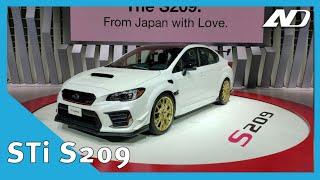 Download Subaru WRX STi S209 - Solo para conocedores | NAIAS2019 Video