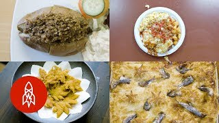 Download Take a Bite of These Signature Dishes Video