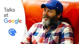Download Nick Offerman: ″Good Clean Fun″ | Talks At Google Video