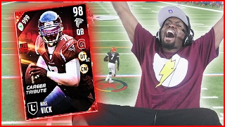 Download MUT 17 - 99 OVR MICHAEL VICK DEBUT!! (Madden 17 Ultimate Team) Video