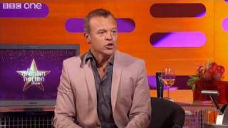 Download Ozzy and Sharon Osbourne - The Graham Norton Show Preview - Lie Detector - Episode 1 - BBC One Video