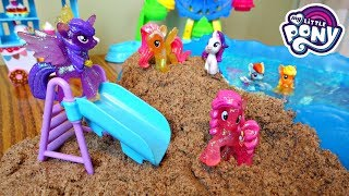 Download My Little Pony Beach Vacation Pool Party! Part 2 | Mommy Etc Video