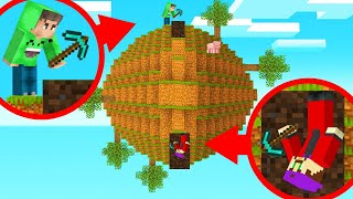 Download MINECRAFT But Its A PLANET! (Insane) Video