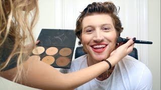 Download GIRLFRIEND DOES MY MAKEUP (FABULOUS) Video