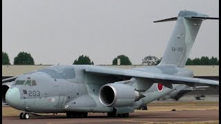 Download RIAT Awesome Departures 2018   Monday 16th July Video