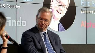 Download Campus Presents: Eric Schmidt on the Future of Startups and Global Strategy Video
