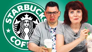 Download Irish People Try Starbucks For The First Time Video