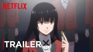 Download Kakegurui | Trailer [HD] | Netflix Video