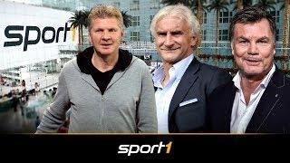 Download Ganze Sendung CHECK24 Doppelpass mit Rudi Völler und Stefan Effenberg   SPORT1 - CHECK24 DOPPELPASS Video