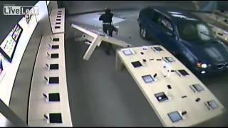 Download Apple Store robbery fail. Video
