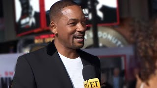 Download How Will Smith Says He and Wife Jada STRENGTHENED Their Marriage (Exclusive) Video