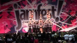 Download Western University Mustangs Co-ed Cheerleading Team Win US Competition Video