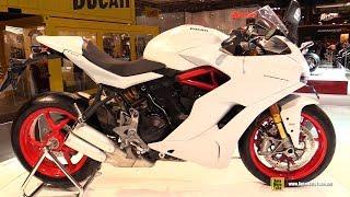 Download 2017 Ducati Supersport S 939 - Walkaround - 2016 EICMA Milan Video