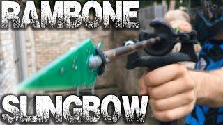 Download PT2 - Fallout PCB Arrowhead - 3D Printed Rambone SlingBow Video
