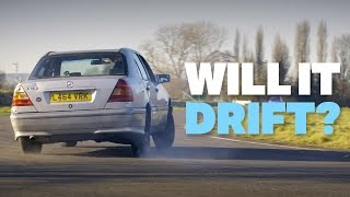 Download Can I Drift This £200 Mercedes? Video