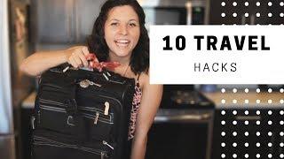 Download 10 TRAVEL TIPS AND LIFE HACKS | Wanderlust Sam Video