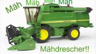 Download John Deere Mähdrescher-song Video