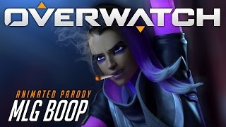 Download Overwatch Animated Short | MLG Boop Video