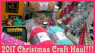 Download Christmas & Craft Haul 2016: AC Moore, Dollar Tree & More!!! Video