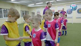 Download Матч. Artem vs Maksim. PROFI. Футбол для дошкольников. Дети. Video