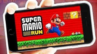 Download SUPER MARIO RUN!!! Video