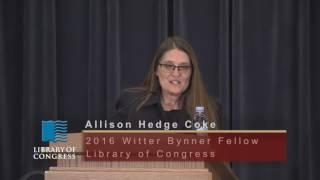 Download Witter Bynner Fellowship Reading: Allison Hedge Coke Video