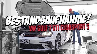 Download JP Performance - Bestandsaufnahme! | VW Golf 7 GTI Clubsport S Projekt | #02 Video