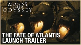 Download Assassin's Creed Odyssey: The Fate of Atlantis DLC | Launch Trailer | Ubisoft [NA] Video