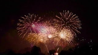 Download Guy Fawkes Night Fireworks Display London Victoria Park Video